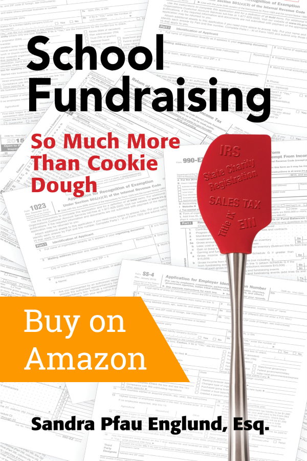 Purchase 'School Fundraising: More than Cookie Dough' on Amazon